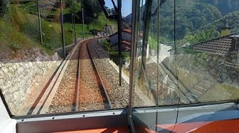 Centovalli Railway - From Locarno, Switzerland to Domodossola, Italy