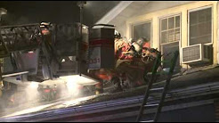 02.22.12 - 3RD ALARM FATAL; South Whitehall, PA