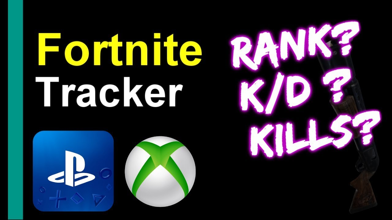 fortnite tracker link ps4 account  fortnite chest trick