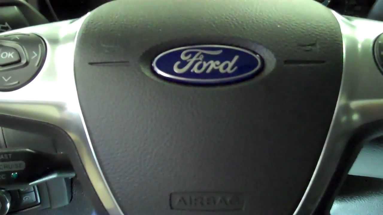 Ford Mondeo Mk3 Radio Wiring Diagram 1964 Impala Installing Cruise Control In 2012 Focus Se Youtube