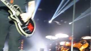 Die Toten Hosen - Bayern LIVE Olympiahalle München 01.12.2012