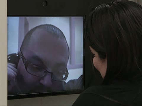Inmate Video Visitation Grows, So Do Concerns