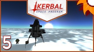 Kerbal Space Program - Career Mode - Episode 5 ...Digging Up Science...