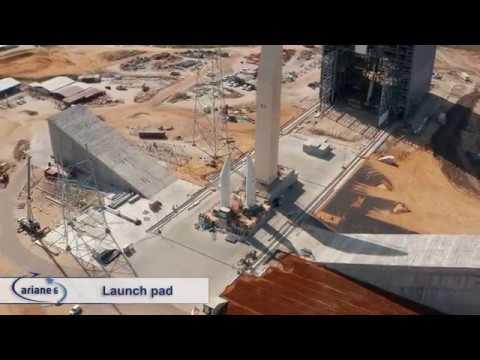 ELA4 - Chantier Ariane 6 - Septembre 2019