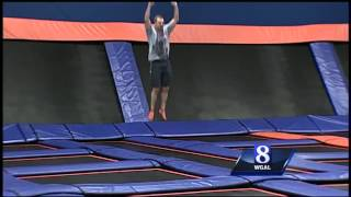 Sky Zone Provides Fun All Ages