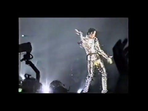 Michael Jackson - HIStory Tour Copenhagen,...