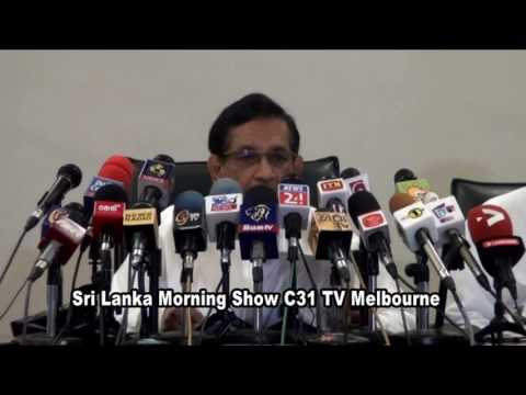 Sri Lanka Morning Show Part 2 - T/C 16th April 2017