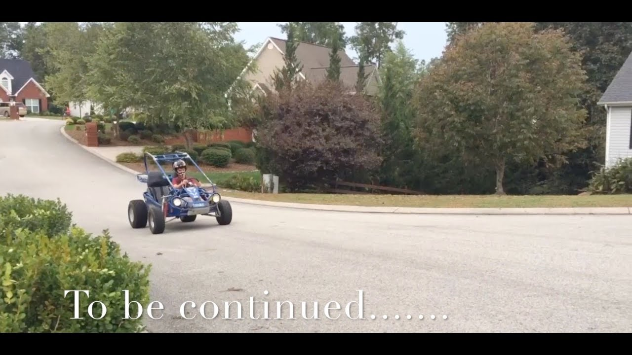 small resolution of hammerhead go kart gy6 150cc to 420cc predator engine must see part 1