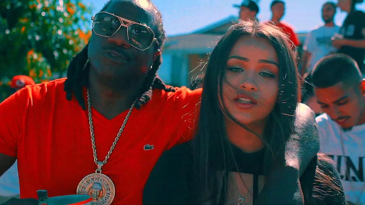 Yung Cinco- Local Hustlers Ft.J.Diggs & Marissa Rivera (Official Music Video)