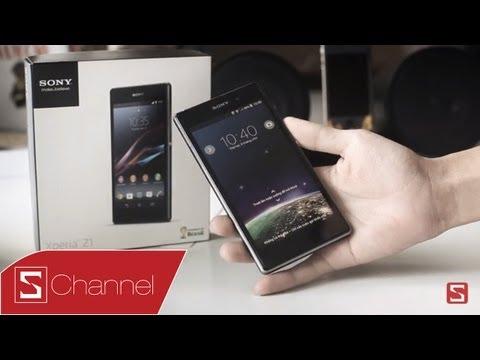 Schannel - Trên tay Xperia Z1 - Bản nâng cấp đáng giá của Xperia Z - CellphoneS