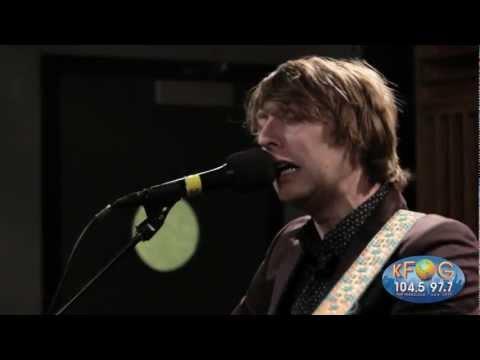 Eric Hutchinson - The Basement (Live on KFOG Radio) mp3