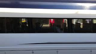 京成本線京成大久保駅AE形AE7編成シティライナー91号成田山開運号京成成田駅行き通過。