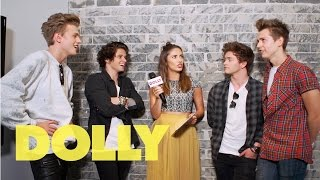While The Vamps were in town, we picked their brain on all things g...