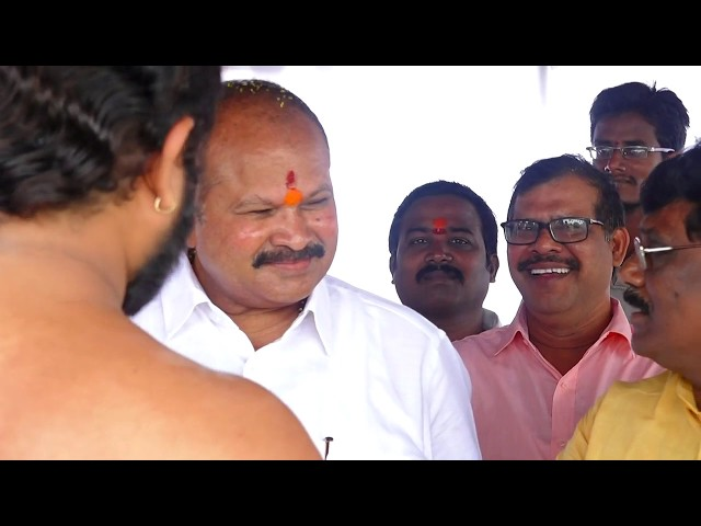 Bhoomi Poojan of BJP Andhra Pradesh State Office, Guntur |17-10-2018