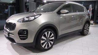 Introduction tour of the 2016 Kia Sportage GSE 1.7 CRDi (Full Review coming soon!)