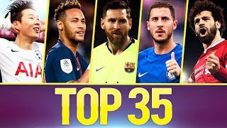 35 INSANE Solo Goals Of The Year 2018