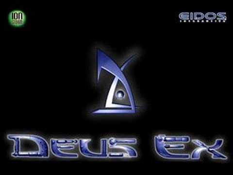 Клип Deus Ex - Paris Cathedral