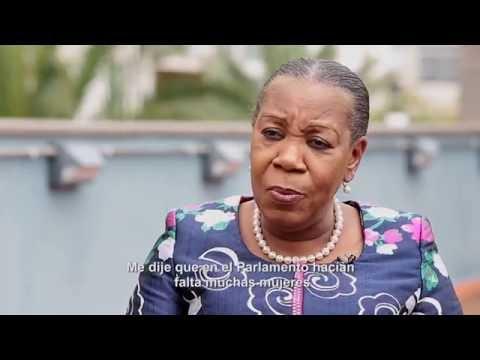 Entrevista a Catherine Samba-Panza, expresidenta interina de la República Centroafricana
