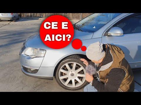 VW Passat De La SUBSCRIBERUL Cu Cea Mai Buna Dictie