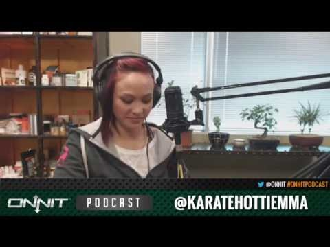 Onnit Podcast #23 with Whitney Miller and Michelle Waterson
