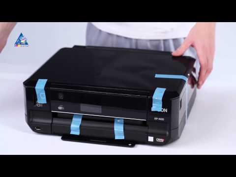 видео: Комплектация МФУ epson expression premium xp-600