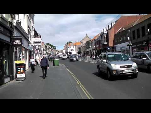 Town Centre, Berwick On Tweed