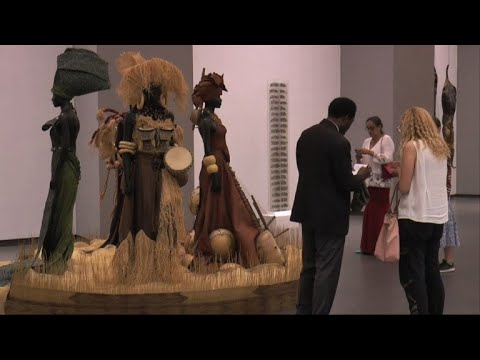 Opening ceremony for the Museum of Black Civilisations in Dakar