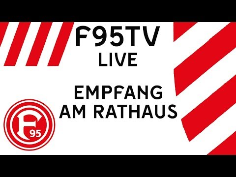 F95 TV Live Empfang am Rathaus