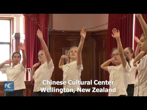 Exploring New Zealand Chinese Cultural Center
