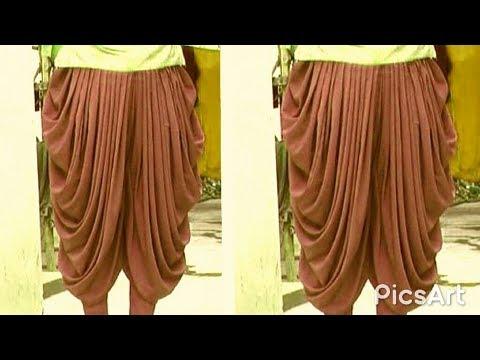 Full haavy patiala salwar  cutting and stitching (part - 1) पटियाला सलवार की कटिंग कैसे करें