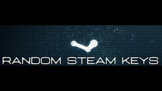 Random Steam Keys: 2018 (teaser)