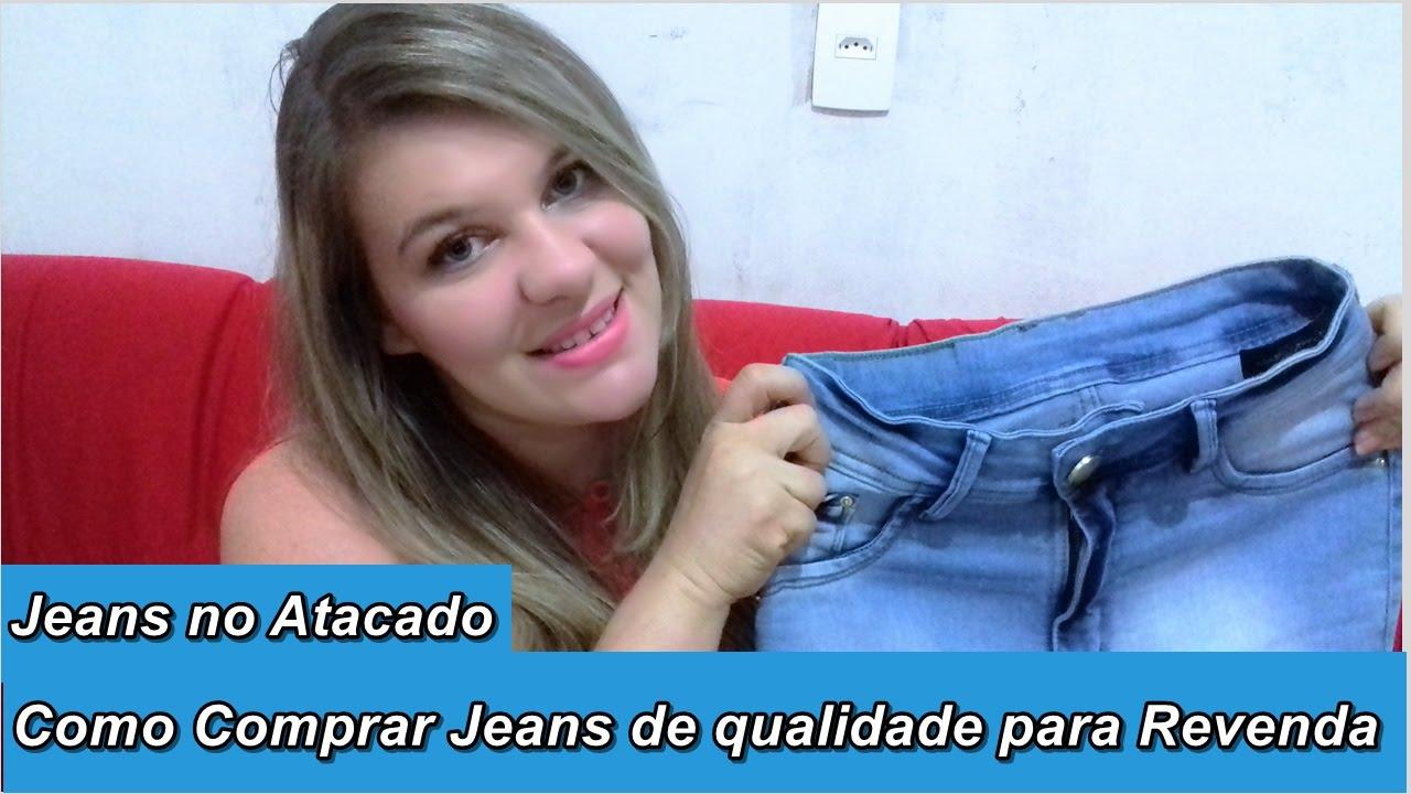 6f75bce570 jeans no atacado - como comprar jeans de qualidade para revenda - YouTube
