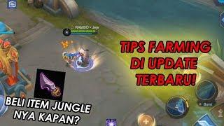 Video TIPS DAN TRIK FARMING DI UPDATE TERBARU SEKARANG ! - Mobile Legends Indonesia download MP3, 3GP, MP4, WEBM, AVI, FLV Oktober 2018