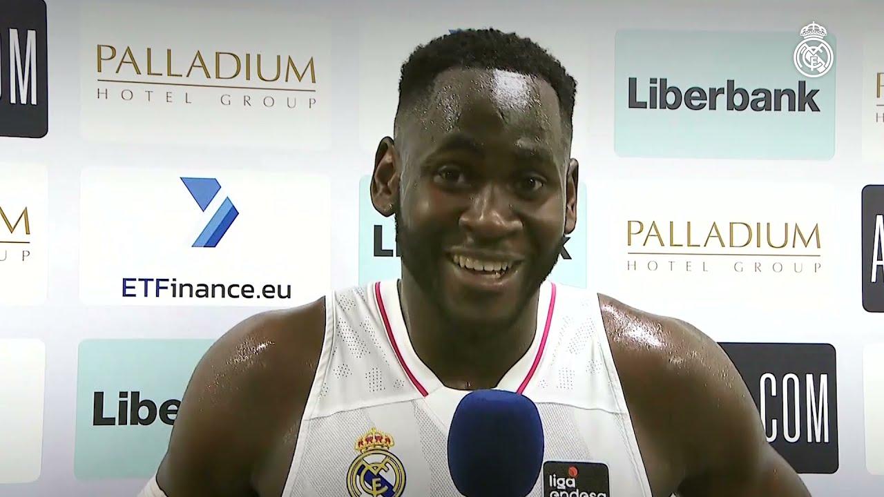 Usman Garuba   ¡DOBLE-DOBLE de récord en el playoff de ACB!
