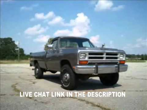 Old Dodge Diesel Trucks For Sale >> Dodge Cummins Diesel 4x4 Truck For Sale Low Miles Mid Atlantic