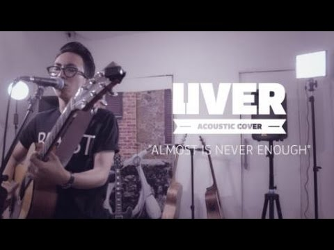 Ariana Grande - Almost Is Never Enough (Acoustic Cover by Guntur Satria)