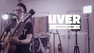 Ariana Grande - Almost Is Never Enough (Acoustic Cover by Guntur Satria)