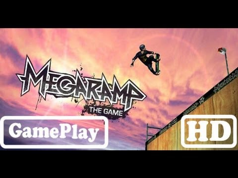 MegaRamp Skate & BMX Gameplay Android & iOS HD