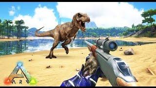 恐竜を捕まえて戦わせるリアルポケモンバトルロワイヤル!