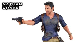 NECA NATHAN DRAKE Ultimate Action Figure Review