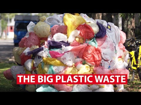 The Big Plastic Waste   Talking Point   CNA Insider
