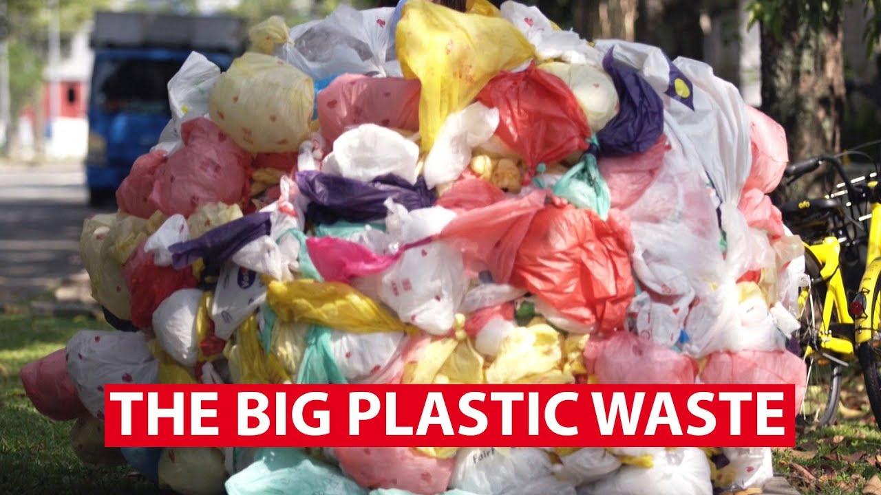 The Big Plastic Waste | Talking Point | CNA Insider