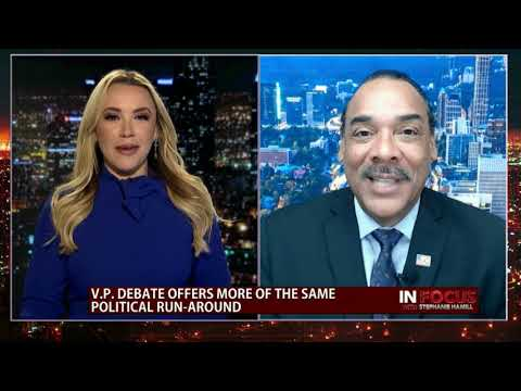 Exec. Director of the Nat'l Diversity Council for Trump 2020, Bruce LeVell, on the V.P. Contenders