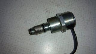 Ремонт стопорного механизма или клапана опережения впрыска топлива, ТНВД Лукас