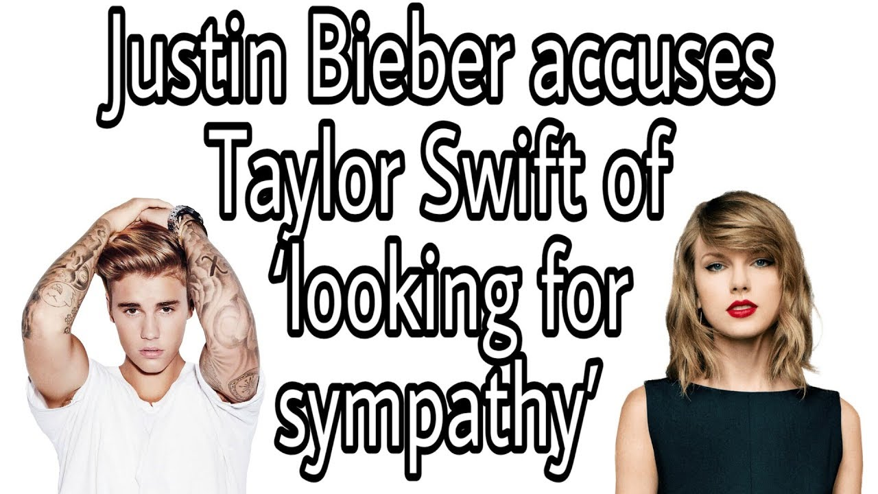 Justin Bieber Criticizes Taylor Swift for 'Crossing a Line' With Scooter Braun Post