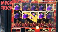 Spielautomaten manipulieren | Merkur Magie Hot Frootastic 🍒🍒