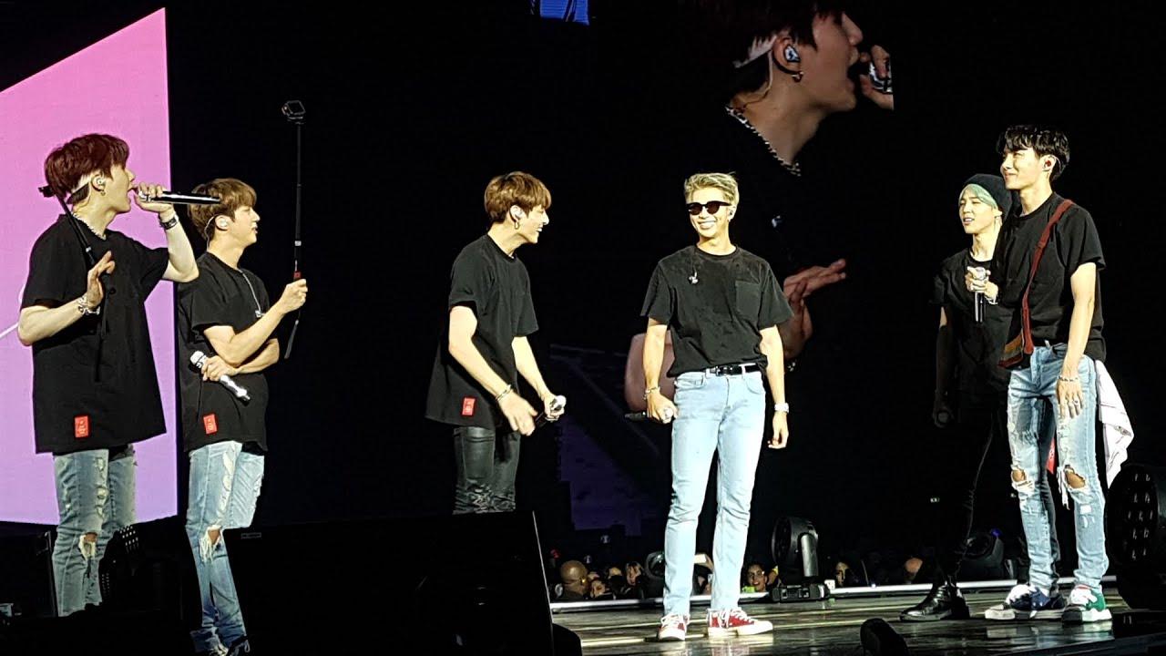 [FULL CONCERT] BTS 방탄소년단 @Paris - Love Yourself Tour DAY 2 💜