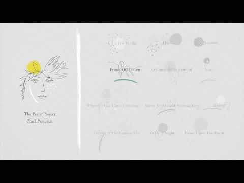 The Peace Project - Album Track Previews | Hillsong Christmas Music