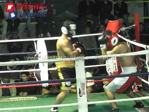 Ezequiel Fierro vs Valentin Dominguez