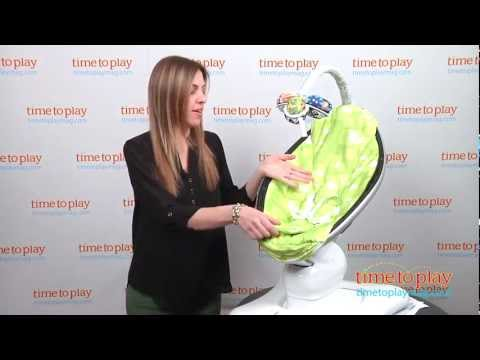 332787d82d1 mamaRoo from 4moms - YouTube